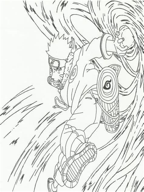 naruto rasengan coloring pages naruto rasengan by lenbeezy on deviantart