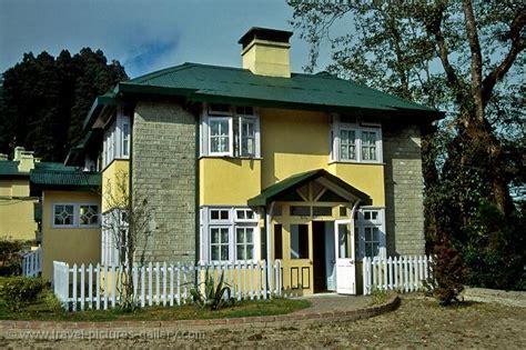 British Houses pictures of india sikkim 0015 west bengal darjeeling