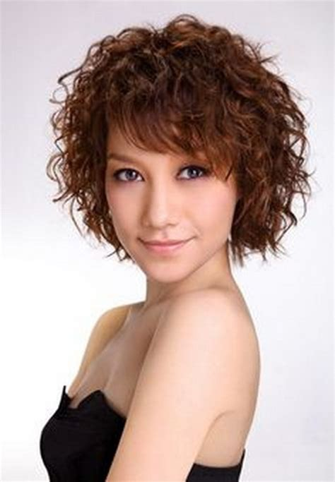 perm hairstyles 2014 hairstyles for short permed hair