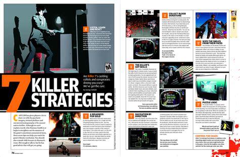 game magazine layout 99 lives design