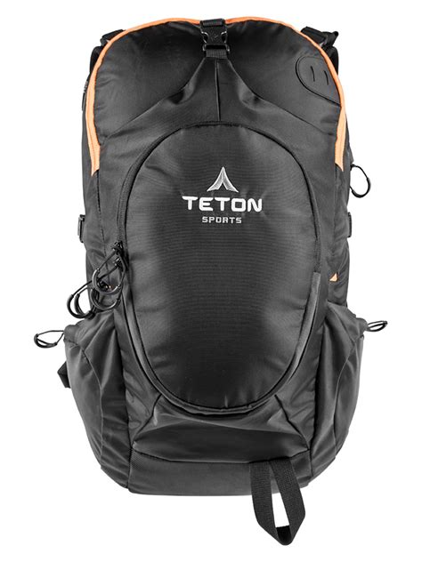 Ultra Light Backpack by Teton Sports Rock1800 Ultralight Day Hiking Travel Backpack