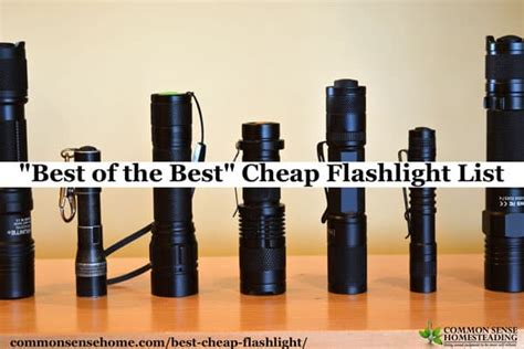 best cheap led flashlight the best cheap flashlight quot best of the best quot cheap