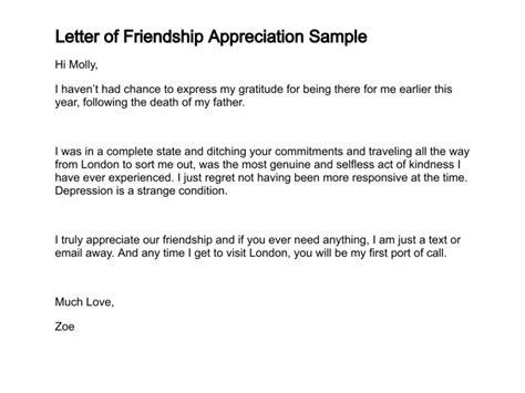 sample appreciation letters samplebusinessresume