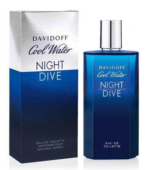Davidoff Cool Water 125ml Edt Parfum Original davidoff cool water dive edt 125ml for buy at best prices in india snapdeal