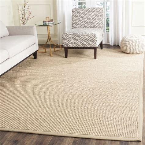 10 by 10 fiber rug safavieh handmade fiber maize linen jute rug 8