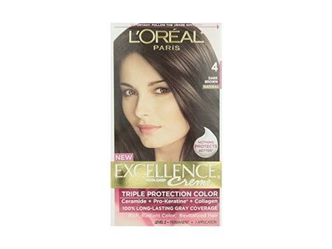 l oreal excellence creme pro keratine protection color 6rb light reddish brown ebay l oreal excellence creme with pro keratine complex brown ingredients and reviews