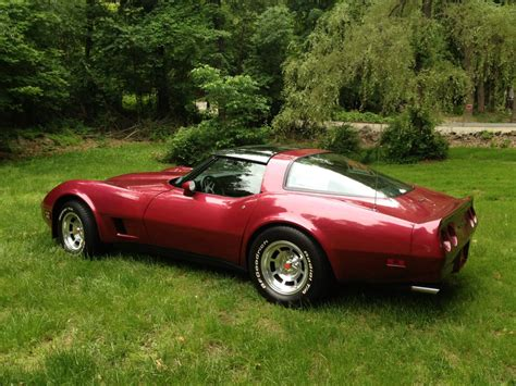 corvette stingray speed ny 1981 corvette stingray 330hp 4 speed rare mint