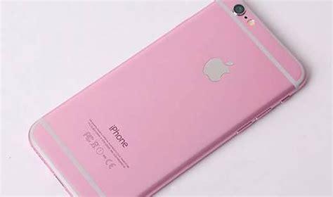 le prime immagini delliphone  rosa wired