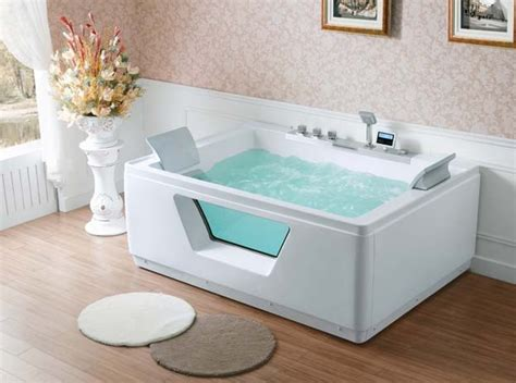 hydromassage baignoire baignoire d hydromassage a1205