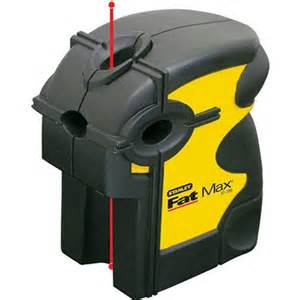 stanley 77 189 fatmax pb2 self leveling laser plumb bob