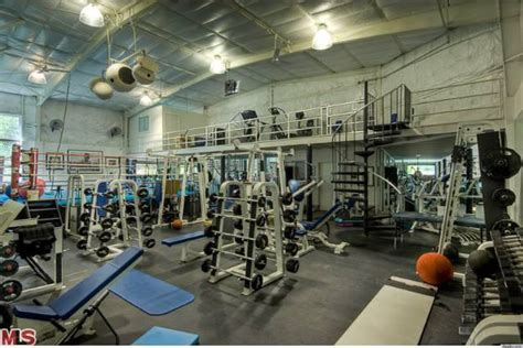 mark wahlberg house mark wahlberg s house has the most unbelievable home gym of course photos huffpost