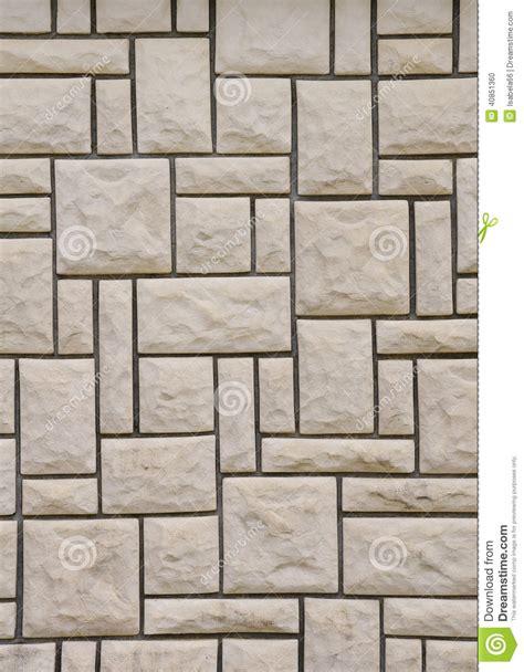 steinplatten wand wand gezeichnet mit steinplatten stockfoto bild 40851360