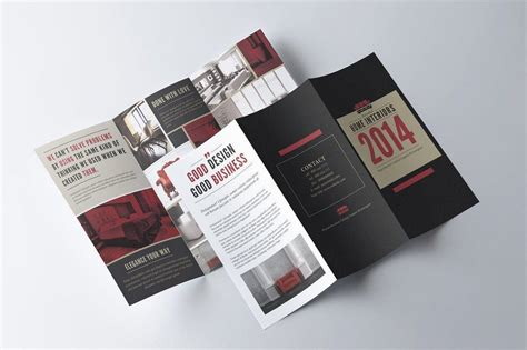 3 folded brochure template 20 best tri fold brochure templates word indesign