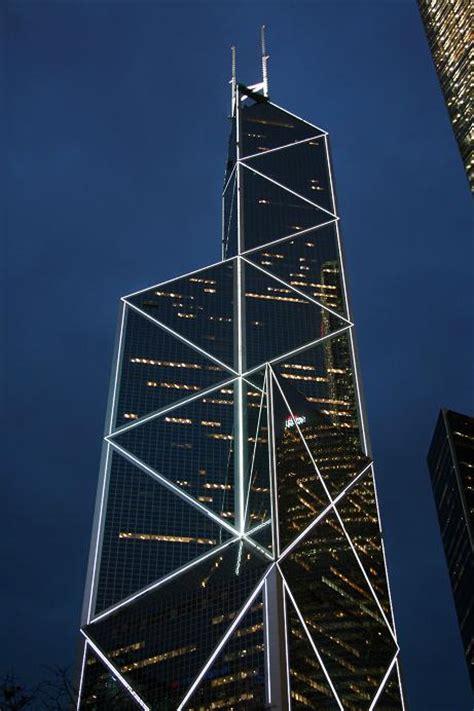 bank of hong kong china bank of china tower an eye catching landmark in