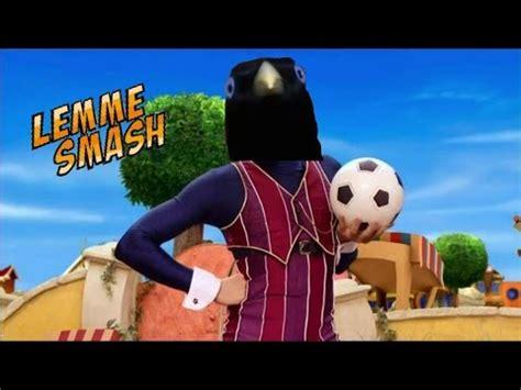 Lemme Smash Bird Meme