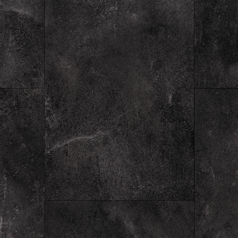 Solid Pattern Vinyl Flooring | modern slate solid black vinyl flooring buy black tile