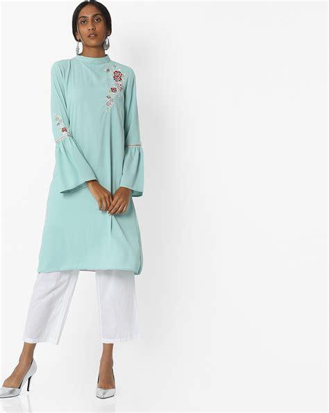 high neck design pattern 14 stylish high neck kurti patterns designs keep me stylish
