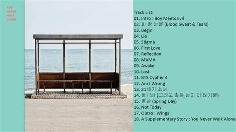 Bts Album Ynwa Left Ver Mint album bts you never walk alone album