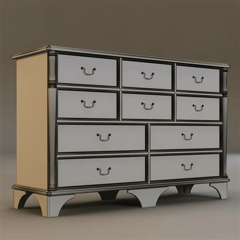 laura ashley furniture chest of drawers laura ashley chest of drawers 3 3d models cgtrader