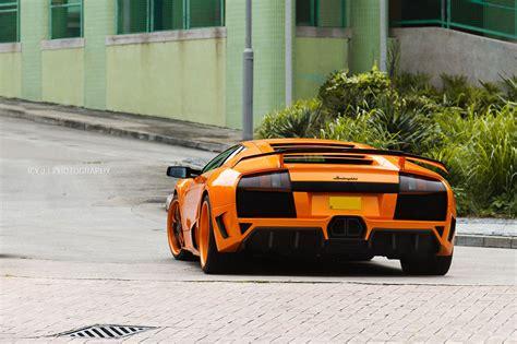 Lamborghini Murcielago Modified Lamborghini 50th Anniversary Celebration In Hong Kong Hong