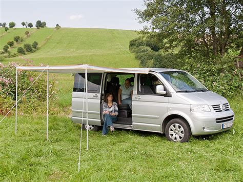 Vw T5 Awnings by Brandrup Top Rail