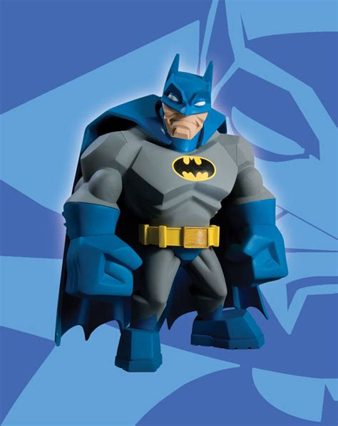 Uni Formz Armored Batmanvinyl Figure uni formz batman raving maniac the news