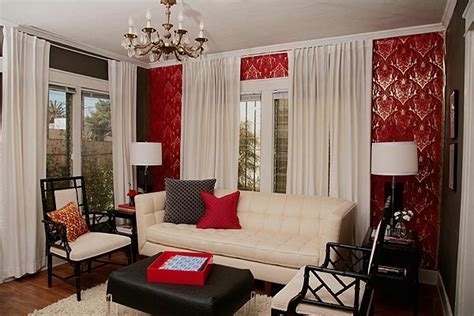 red black white living room combinations of red white and black for interiors