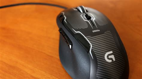 Logitech G500s Laser Gaming Mouse tested logitech g500s laser gaming mouse tested