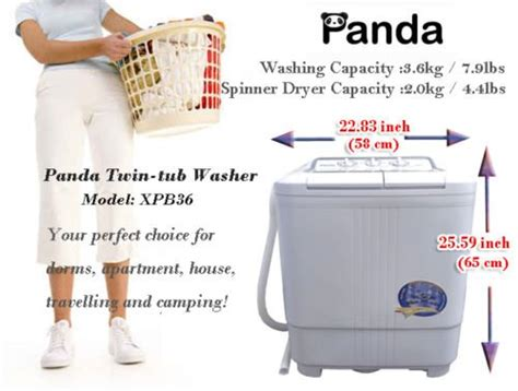 Panda Apartment Dryer Best Portable Washer And Dryer December 2017 Reviews