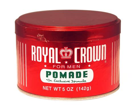 Pomade Royal Crown royal crown pomade for groomistry
