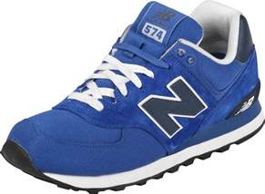 Are New Balance 574 Comfortable by New Balance Ml574 Shoes Blue