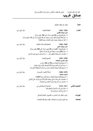 Cv En Franàçais Modèle by Lettre De Motivation En Arabe Employment Application