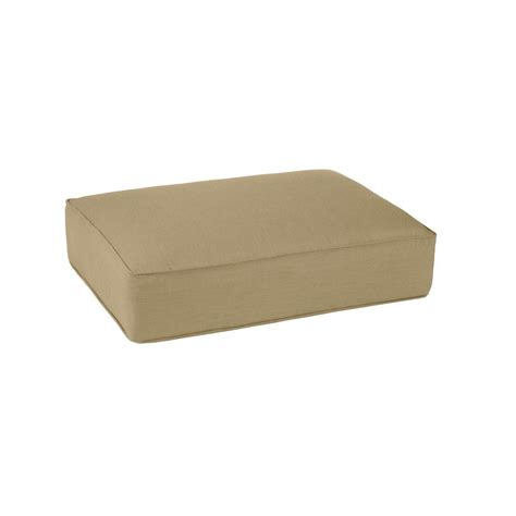 outdoor ottoman cushion replacement brown jordan northshore replacement outdoor ottoman