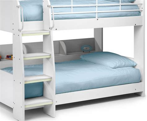 White Metal Bunk Bed Metal White Bunk Beds Splittable Bunk Bed Frame White Metal Bunk Bed With Ladder Ebay Save