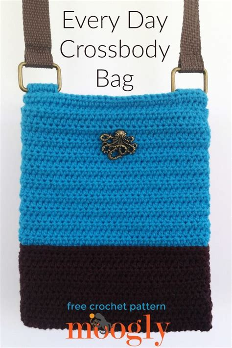 free crochet pattern crossbody bag 1231 best images about crafts carry alls on pinterest