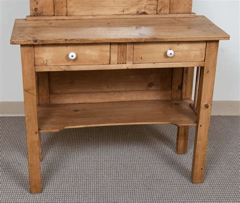 Pine Vanity Table Pine Dressing Table At 1stdibs