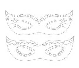 free printable masquerade mask templates best photos of mardi gras mask print outs mardi gras