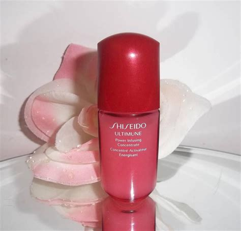 Shiseido Ultimune Power Infusing Concentrate Travel Size shiseido ultimune power infusing concentrate 0 33oz travel