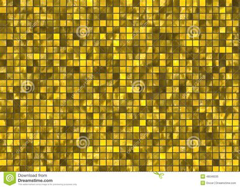 how many gold pattern are included with daas many small gold square tile mosaic pattern texture stock