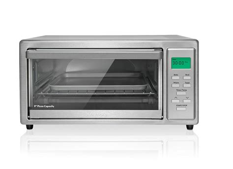 Kenmore 6 Slice Convection Toaster Oven Kenmore 4 Slice Stainless Steel Toaster Oven Free Shipping