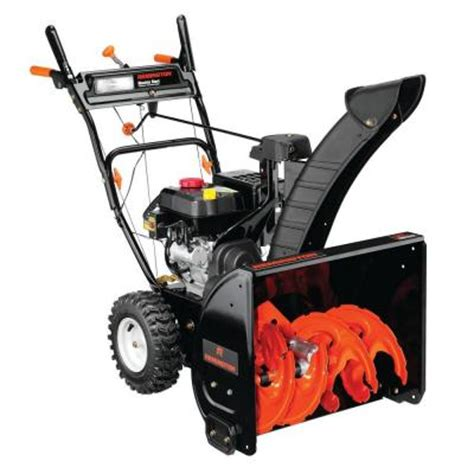 small snow blowers home depot ariens path pro ss21 21 in 136 cc single stage gas snow