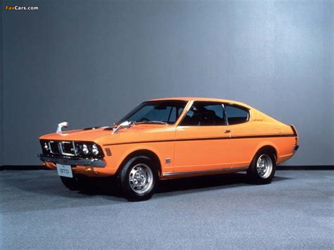 1970 Mitsubishi Colt Galant Gto Mr Related Infomation