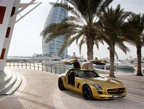 Mercedes W129 Peredam Silver Kap Mesin mercedes quot sls amg desert gold quot 2010 supercar khusus yang istimewa automotive dunia