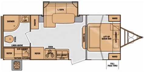 fun finder floor plans 2014 cruiser rv fun finder series m 215 wsk specs and
