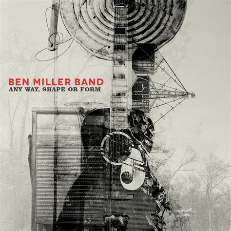 ben miller band any way shape or form new west records
