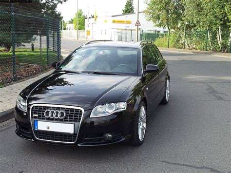 Audi A4 Avant Tuning Teile by Audi A4 Avant S Line Von Digga Tuning Community