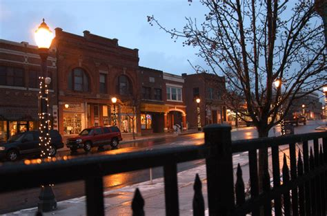 downtown lansing lunch options for michigan weekend getaway common ground festival