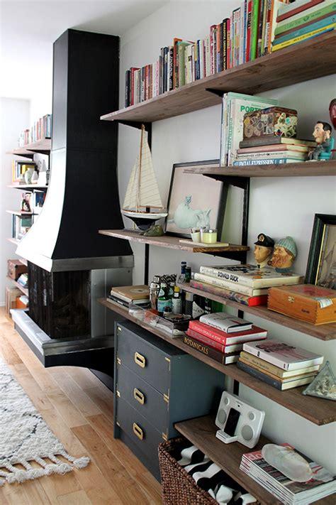 diy mounted shelving track shelving shelves rustic shelves