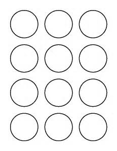 2 inch circle template 2 inch circle pattern use the printable outline for