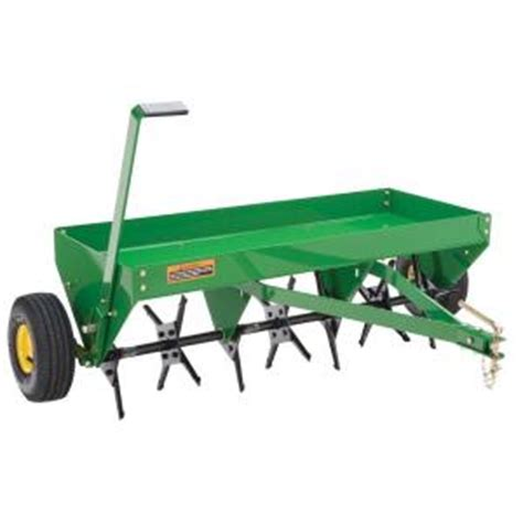 deere 40 in tow aerator pa 40jd the